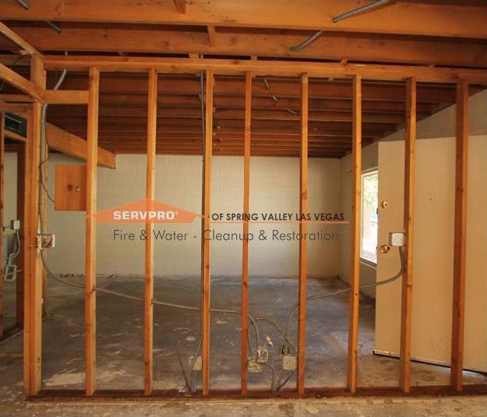 Mold Remediation, Condo Las Vegas After