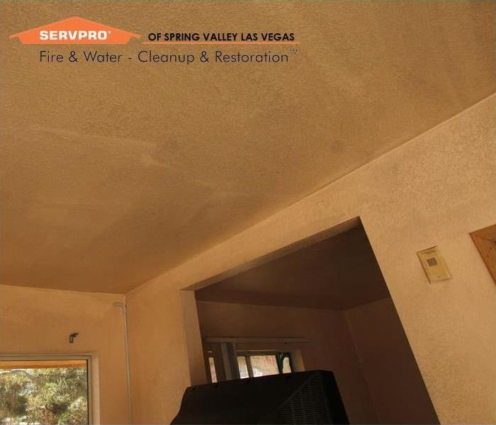 Fire Damage Cleanup, Las Vegas Before
